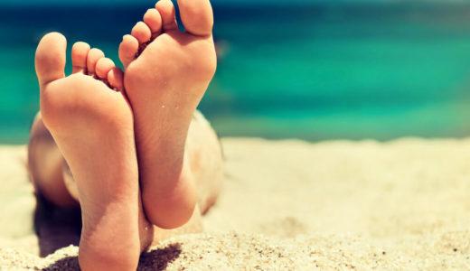 足の臭いの原因が実は美肌菌だった!足の臭い菌の対処法4選を徹底解説